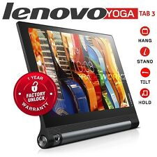"New Unlocked LENOVO Yoga Tab 3 850M Black 8"" IPS Screen Quad Core Android Tablet"