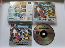 Micro Machines V3 For Sony Playstation 1 / PS1 Game Complete PAL Classic Racer