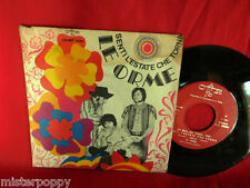 LE ORME Senti l'estate che torna 45rpm 7' + PS 1968 ITALY BEAT MINT-