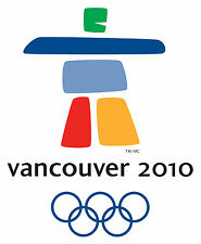 2010 Vancouver Winter Olympic Poster - 8x10 Color Photo