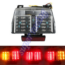Stock Clear Led Brake Turn Signal Tail Light For Ducati 996 998 748R/S 2000-2002