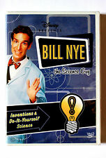Bill Nye The Science Guy Inventions & Do-It-Yourself Research Educational DVD