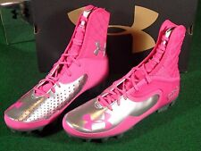 New UA Under Armour CN1 Highlight MC Team Cam Low Pro Football Cleats BCA Newton