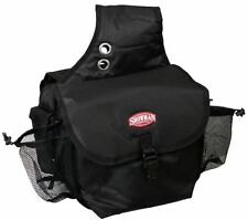 Deluxe Insulated Trail Riding Packing Saddle Bags.  Quality Horse Tack.