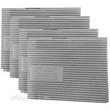 2 x Vent Filter Kit For BOSCH NEFF SIEMENS Cooker Hood Filters 47 x 57 cm