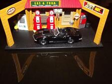 2007-1968 CONVERTIBLE CORVETTE WITH RUBBER TIRES & RED FIVE SPOKE  MAG WHEELS!