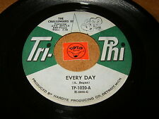THE CHALLENGERS III - EVERY DAY - I HEAR AN ECHO  / LISTEN - MOTOWN SOUL POPCORN