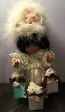 """Previous Moment 12"""" Doll With Baby's"""