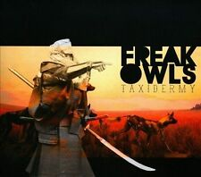 Freak Owls-Taxidermy CD NEW