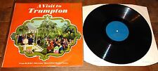 A VISIT TO TRUMPTON ~ BBC WATCH WITH MOTHER ~ BRIAN CANT ~ UK VINYL MFP LP 1967