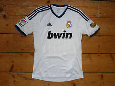 small REAL MADRID FOOTBALL shirt SOCCER JERSEY 2013 CAMISETA MAILLOT MAGLIA