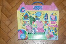 PEPPA PIG CASTLE MOSAIC PLAYSET NEW