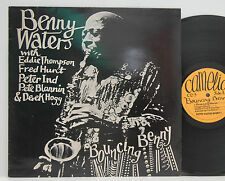Benny Waters        Bouncing Benny         Tenor Sax      NM # 54