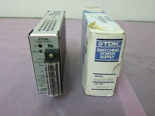 TDK EAK24-2RA Switching Power Supply, 100/115V, 50/60Hz, 406535