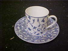 Ancienne Manufacture Royale Limoges Demitasse Cup & Saucer