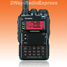 YAESU VX-8DE 6m-220-VHF-UHF, 10 WATTS, UNBLOCKED TRANSMIT, with 220 MHZ!  VX-8DR