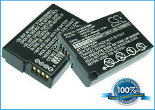 7.4V battery for Panasonic Lumix DMC-ZS7S, Lumix DMC-TS2A, Lumix DMC-GF2WGK NEW