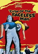CURSE OF THE FACELESS MAN (1958 Richard Anderson) - Region Free DVD - Sealed