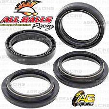All Balls Fork Oil & Dust Seals Kit For TM MX 250F 2004 02 Motocross Enduro New