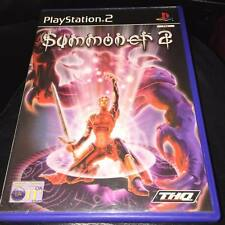 SUMMONER 2  (PS2) PlayStation 2