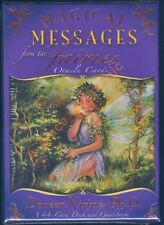 NEW Doreen Virtue Magical Messages From The Fairies Oracle Cards Deck