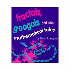 Fractals, Googols, and Other Mathematical Tales, Pappas, Theoni, Acceptable Book