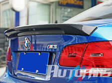 BMW E92 COUPE CARBON FIBER TRUNK LIP SPOILER M3 328i 330i 335i AF-00012