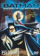 Batman: Mystery of the Batwoman (Animated) NEW R4 DVD