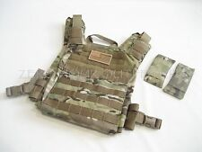 NEW Multicam Plate Carrier Shellback Tactical Banshee Crye TAG SOF SEAL LE