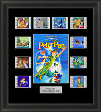 PETER PAN FRAMED FILM CELL MEMORABILIA DISNEY ANIMATION