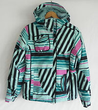 686 Snow/Ski Jacket  The Rabbit ACC  Polyester Insulated Size XS Waterproof
