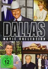DALLAS - THE MOVIE COLLECTION  -  DVD - PAL Region 2 - New