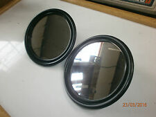"Land Rover Series 1-3 Off-Road Kit Car 5"" Round Head Mirrors NEW 605664, RTC1135"