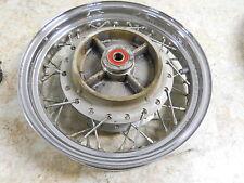 02 Kawasaki EN 500 C EN500 Vulcan rear back wheel rim