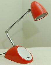 Mid Century Modern Gooseneck Lamp, Vintage MCM Table Lamp, Needs Repair