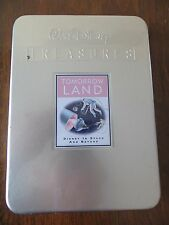 Walt Disney Treasures Tomorrowland: Disney In Space And Beyond Includes Tin!