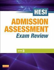 Admission Assessment Exam Review (Book 3): Admission Assessmen (FREE 2DAY SHIP)