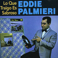 Lo Que Traigo Es Sabroso by Eddie Palmieri (CD, May-2000, Fania)