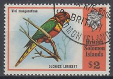 Solomon Islands 1975 fine used Mi.271 Vögel Birds [sq7081]