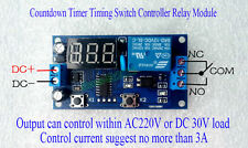 Intermittent Infinite Loop Time Timer Timing Switch Controller Relay Module 12V