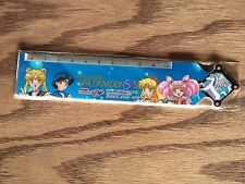 Sailor Moon Seika Note Blue Super S Ruler