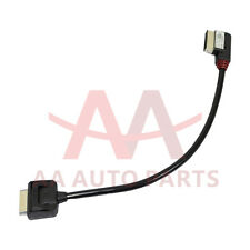 Genuine Audi 3G+ AMI MMI MDI Interface iPod Adaptor Cable