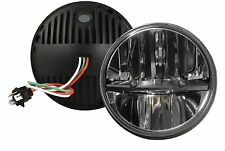 "2 x 36w 7"" Round LED Headlights Pair Hummer Jeep Wrangler CJ TJ JK (Fits: Jeep)"