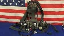 Survivair 4.5 High Pressure SCBA Pack 1997 Edition with 2020 Face Mask