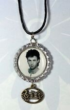Rick Springfield Necklace w/ Music Note Charm FREE SHIPPING