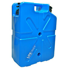 Lifesaver JerryCan 10,000 Liter Capacity Water Filtering Can (Light Blue),in USA