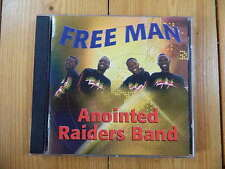 Anointed Raiders Band Free Man CD RAR!