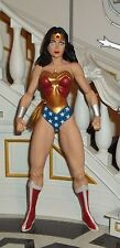 DC DIRECT COLLECTIBLES JUSTICE LEAGUE CLASSIC ICONS SERIES WONDER WOMAN FIGURE