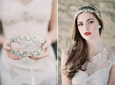 Enchanted Atelier Contessa Luxe headpiece!! BNWT $1105 BRIDAL WEDDING ACCESSORY