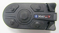 Motorcycle ChatterBox USA XBi2H-PLUS Fits IS-MAXBT, CL-MAX II, SY-MAX III Black